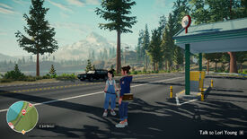 Image for Deliver 80s post in 80s postal delivery story Lake, due out this year