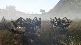 Image for Last Oasis spices up the survival MMO genre with wooden mechs