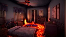 Image for The Floor Is Deadly: Hot Lava
