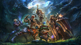Image for League Of Legends is entering every genre in every medium (p.s. don't turn around, LoL is standing behind you right now)