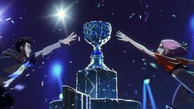 Image for The latest League Of Legends Worlds song is no Warriors, but what is?
