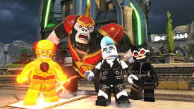 Image for How not to be a villain, with LEGO DC Super-Villains