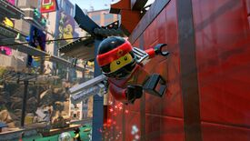 Image for The Lego Ninjago Movie game is free to keep on Steam right now