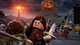 Image for The Lego Lord Of The Rings and Hobbit games are back on Steam