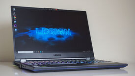 Image for Save up to £300 on Lenovo's Legion gaming laptops