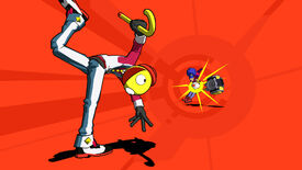 Image for Lethal League Blaze strikes out in October, with Jet Set Radio vibes