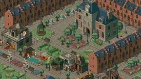 Image for Steampunk City Builder Lethis Announced
