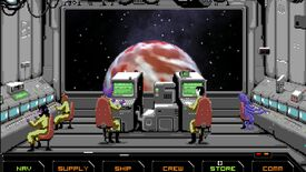 Image for Hyperspace Delivery Service enters early access and looks like ALL the DOS space adventures