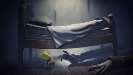 Image for Dodging the long-armed horrors of Little Nightmares
