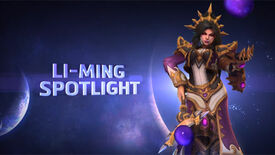 Image for Heroes Of The Storm: Li-Ming, Rebellious Wizard