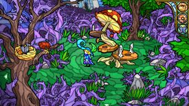 Image for Little Briar Rose is a stained glass fairy tale, out now