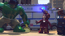 Image for Agents of Smile: An Hour(ish) With Lego Marvel Heroes