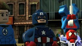 Image for Also From EGX: LEGO Marvel Super Heroes Talk