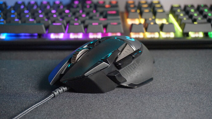 Image for Your favourite gaming mouse is down to £35 again for Prime Day