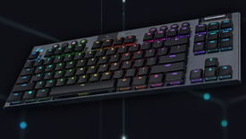 Image for Logitech's superb G915 TKL wireless keyboard is £50 off today