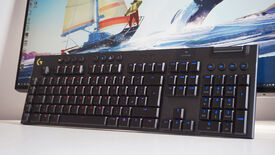 Image for Logitech G915 Lightspeed review: Wireless keyboard perfection