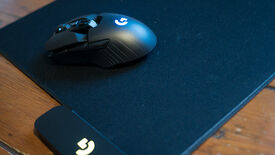 Image for Logitech G903 & Powerplay review: A wireless gaming mouse recharged by its own mat