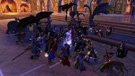 Image for The Lord Of The Rings Online mourns the loss of Bilbo Baggins actor Sir Ian Holm