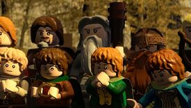 Image for Wot I Think: Lego Lord Of The Rings
