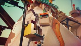 Image for Diorama Dreams: The Handcrafted World Of Lumino City