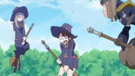 Image for Wot I Think - Little Witch Academia: Chamber of Time