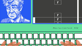Image for David Lynch Teaches Typing is very, yrev good