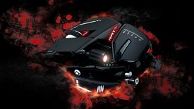 Image for Mad Catz unveil new series of RAT gaming mice to mark their return to PC peripherals