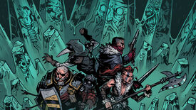 Image for Fight a crazy comet in Darkest Dungeon's new DLC