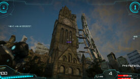 Image for Visit Dystopian Manchester In Beyond Flesh And Blood