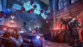 Image for Deus Ex: Mankind Divided's Transhuman Future Feels Too Cautious For Comfort