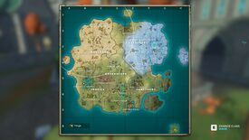 Image for Realm Royale map: where to drop, best places to loot