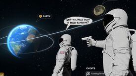Image for How I got findommed by the moon in Mars Horizon