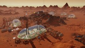 Image for Surviving Mars's Da Vinci update lets you build without gasping for breath