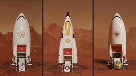 Image for Surviving Mars's Space Race expansion brings rivalries to the red planet
