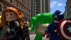 Image for Marvel At The Trailer For LEGO Marvel's Avengers