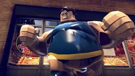 Image for Meet The Bigfigs: Lego Marvel Super Heroes