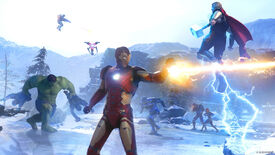 Image for Marvel's Avengers open beta weekend starts today