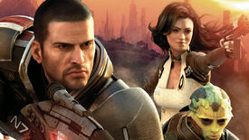 Image for The Mass Effect trilogy might be getting the remaster it deserves