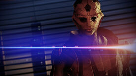 Thane in a Mass Effect Legendary Edition screenshot.