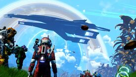 Image for Mass Effect's Normandy SR1 is in No Man's Sky now