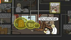 Image for Have a read of Meanwhile: An Interactive Comic Book