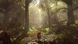 Image for How one person created the lushly organic world of Ghost Of A Tale