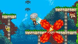 Image for How Iconoclasts makes platforming flow