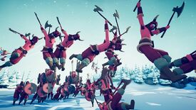 Image for The unknowable chaos of physics in Totally Accurate Battle Simulator