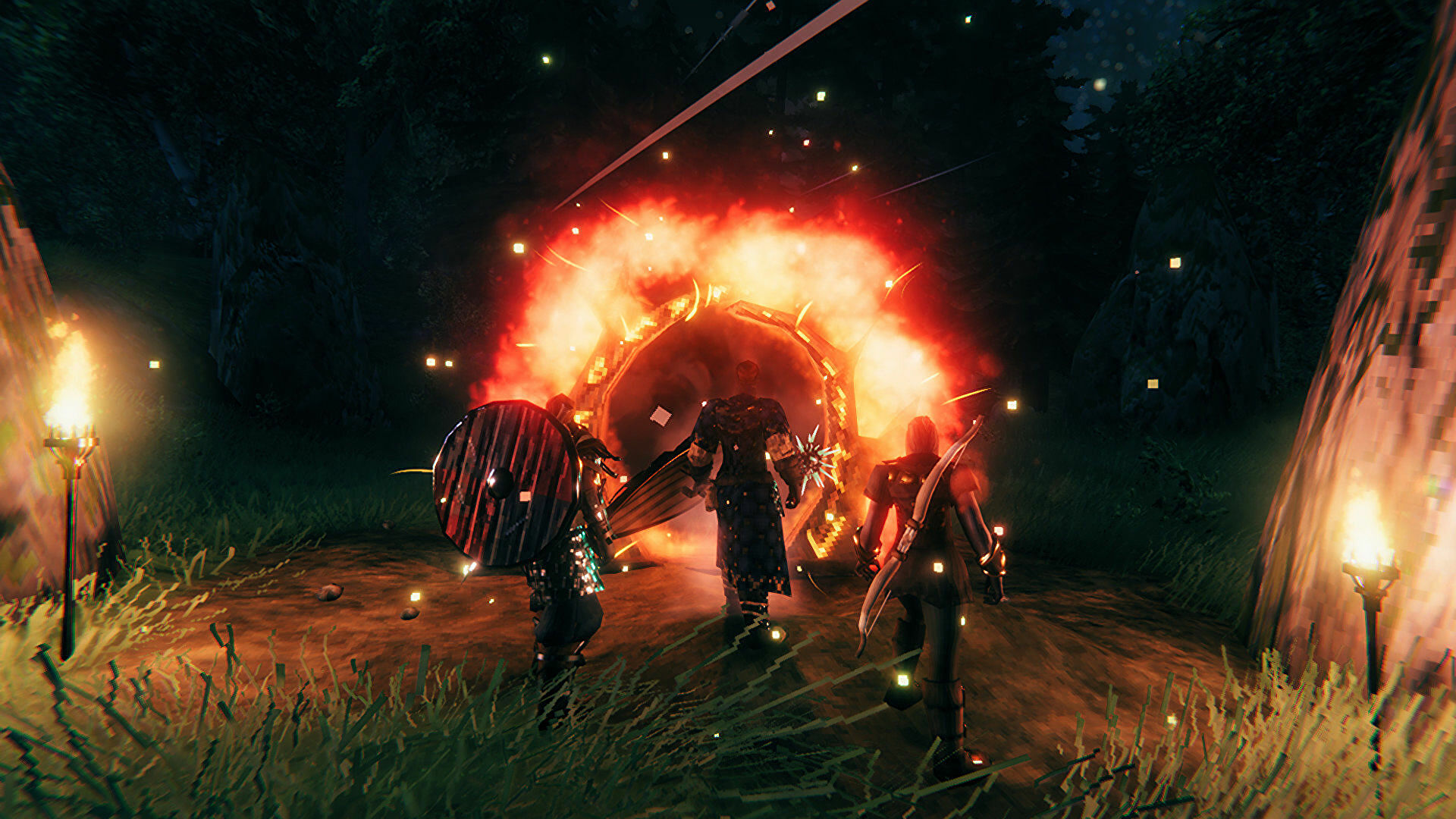 Why Valheim wants to stop you using portals