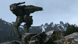 Image for Piranha Wants Single-Player MechWarrior, But It's 'Tough'