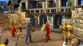 Image for Medieval Engineers has ended development with one final small update