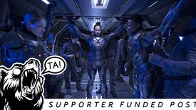 Image for I wish Mass Effect was like The Expanse