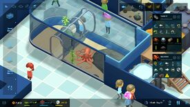 Image for Fish tycoon Megaquarium splashes out in September