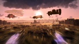 Image for Ram skyscrapers and blow up aliens in new Megaton Rainfall trailer